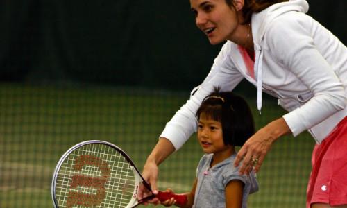 Maak kennis met tennis!